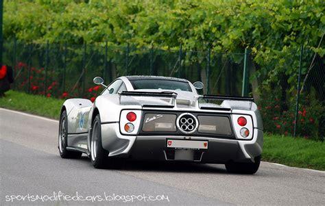 pagani sports car sports cars