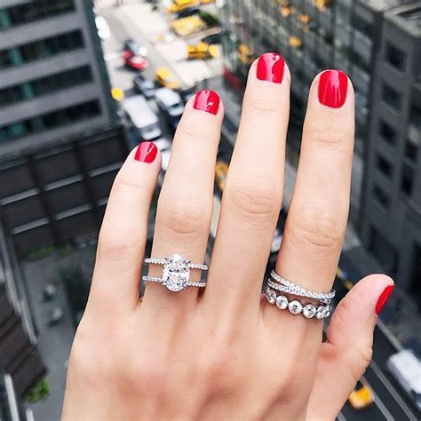 These Are the Most Popular Engagement Rings Right Now