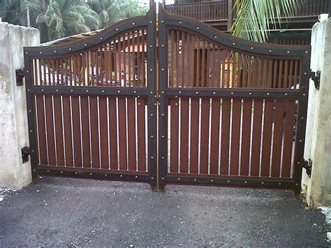 kapsah custom carpentry house main gate ft  ft rm