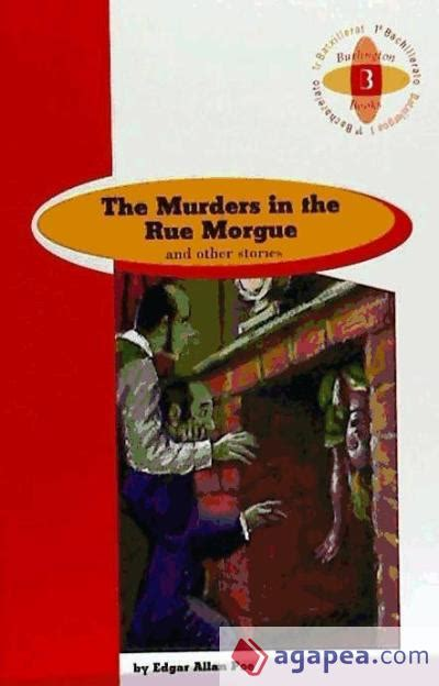 The Murders In The Rue Morgue murders in the rue morgue agapea libros urgentes