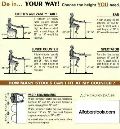 bar height table dimensions chair height to table height and width guide how to