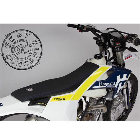 husqvarna dekor kit seat concepts foam cover kit for fc 250 16 17