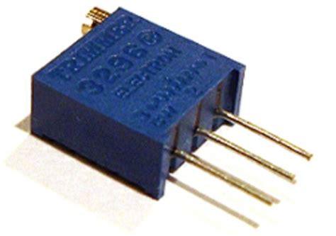 22 kilo ohm resistor 5k ohm trimmer trim pot variable resistor 3296 10 lot ebay