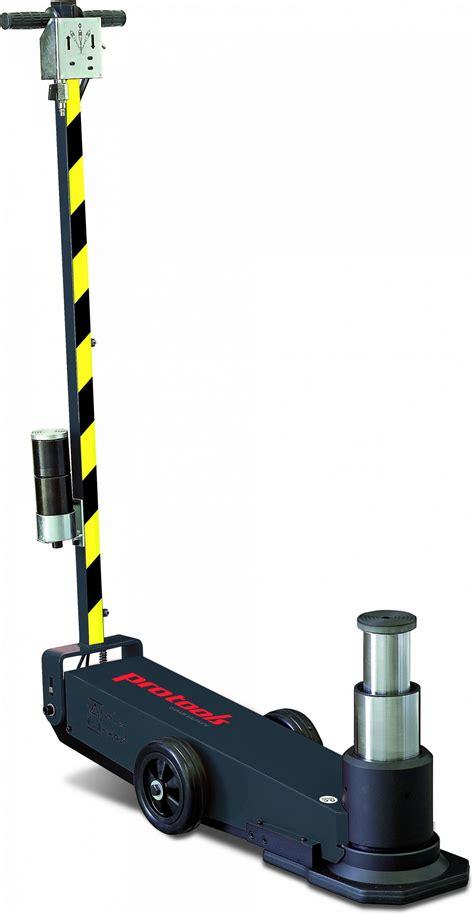 air hydraulic trolley jack  stage  ton aes uk