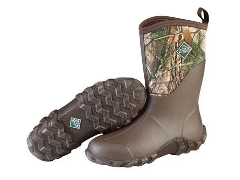 muck fieldblazer boots muck fieldblazer ii mid 13 insulated boots rubber