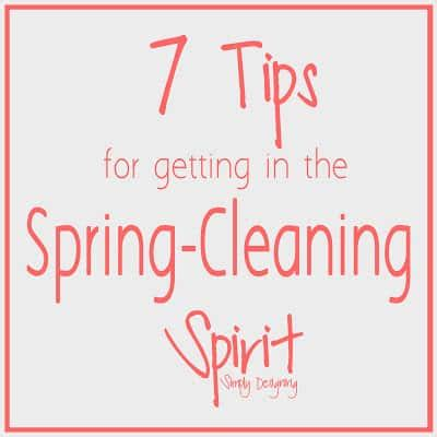 7 Tips On Getting 7 tips for getting in the clean spirit