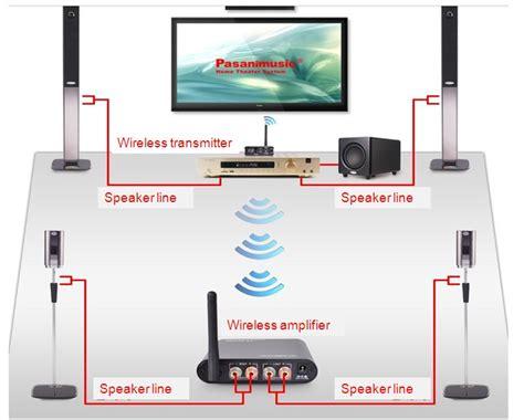 5 1 home theater digital wireless surround sound portable