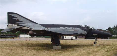 Phantom On The Bottom by Mcdonnell Douglas F 4 Phantom Iis On Display