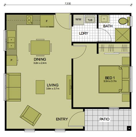 house designs and floor plans nsw 1 bedroom wattle sydney granny flats