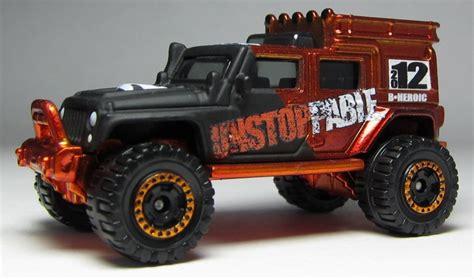 Matchbox 2012 Jeep Wrangler Superlift Toy Fair