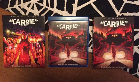 Explore The Power Of Carrie With Scream Factory S New Blu