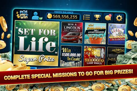 Publishers Clearing House Free Games - download pch play win google play softwares