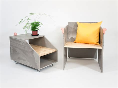 5 minute furniture furniture handmade in 3 to 5 minutes design milk