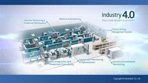 advantech talks factory automation enabling industry   advantech