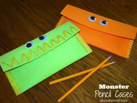 craft ideas for to make at school pencil back to school craft for about