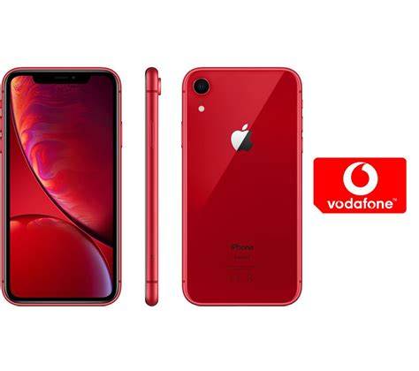buy apple iphone xr pay as you go micro sim card bundle 64 gb free delivery currys