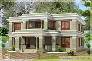 Different House Plans by 4 Different Style India House Elevations Kerala Home