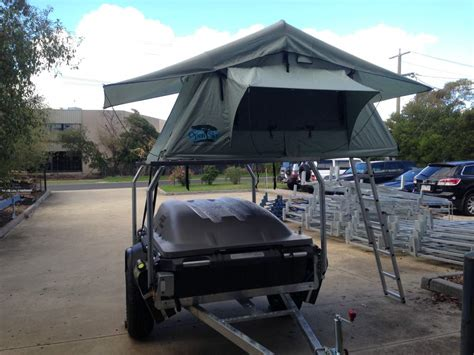 roof top tent awning roof top tents for pods pod trailer