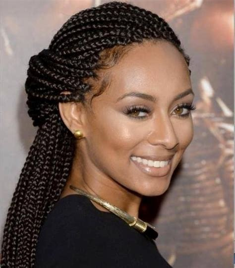 25 Hottest Braided Hairstyles For Black Women Head | new 2014 natural cornrow hairstyles for straight shoulder