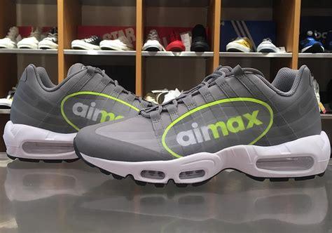 Nike Air Logo nike air max big logo release date sneakernews