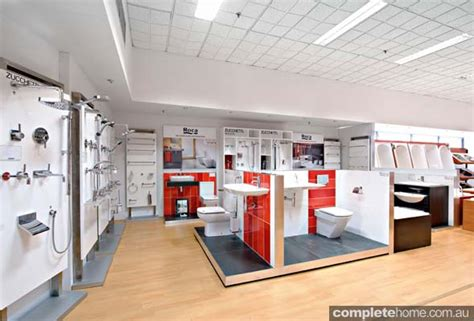 Plumb Showrooms by Exceptional Showroom Centre Plumbing Plus Completehome