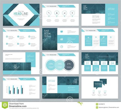 page layout of a report page layout design for business presentation and brochure