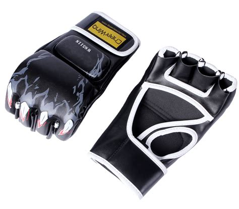 Mma Ufc Sparring Grappling Fight Boxing Punch Ultimate Mitts Leather G mma ufc sparring grappling boxing fight punch ultimate