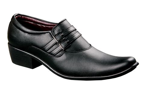 upanah black formal shoes cliparts co