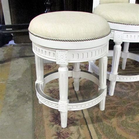 Frontgate Bar Stools by Frontgate Furniture Manchester Swivel Bar Stools Counter