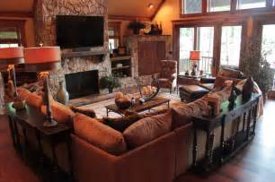 room tx lakehouse traditional living room dallas by