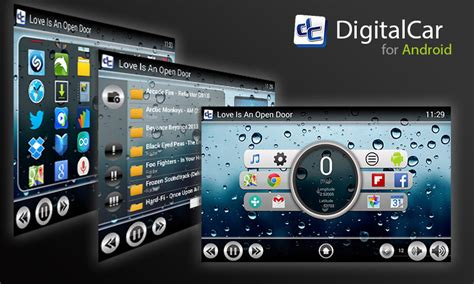 android auto apps digital car looks to satiate your android auto desires today android authority