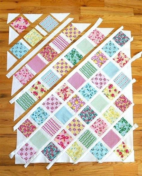 free printable simple quilt patterns easy baby quilts to sew boltonphoenixtheatre com