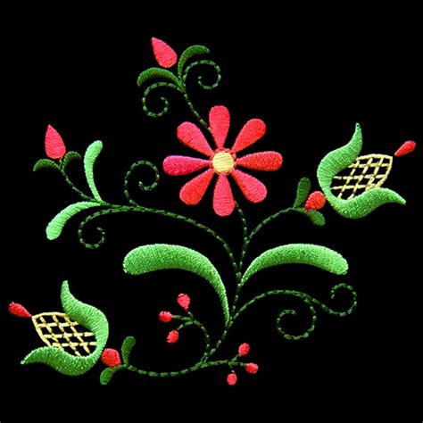 black embroidery pattern try embroidery on black fabric to make your designs pop