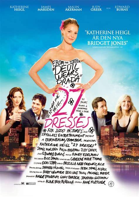 film romance nonton nonton film 27 dresses 2008