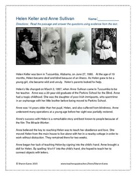 helen keller biography pdf free download helen keller scholastic biography pdf all worksheets 187