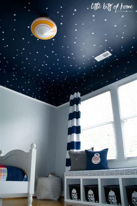 star wars bedroom paint ideas star wars bedroom reveal