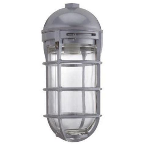 Sodium Vapor Light Fixture Lithonia Lighting Outdoor Grey High Pressure Sodium Pendant Utility Vapor Tight Security Light