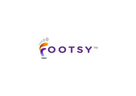 design a logo online free uk bold modern clothing logo design for footsy by idiaz