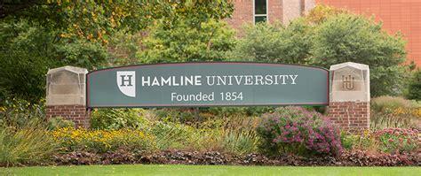 Hamline Mba Ranking by Newsroom Hamline
