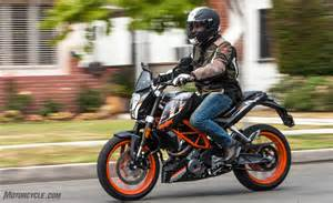 Ktm Duke 390 New 2016 Ktm 390 Duke Term Review