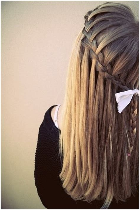 hairstyles for straight hair diy diy braided hairstyles straight long hair popular haircuts