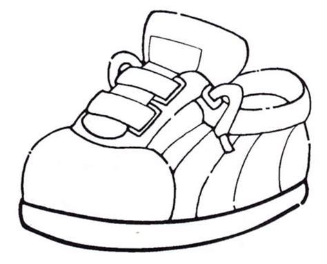 imagenes de zapatos infantiles para colorear dibujos de zapatos dibujos