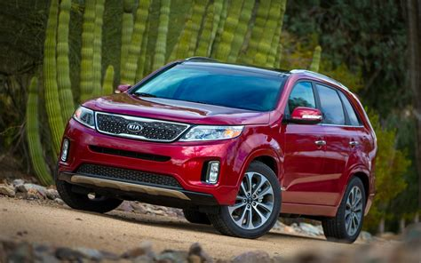 Kia Suvs 2014 Premiers Contacts Kia Sorento 2014 Presque Enti 232 Rement