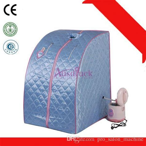Product Spa Portable Steam Sauna New new portable folding home sauna steam spa weight loss