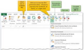 password protection remover free office excel add in