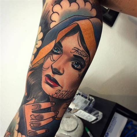 tattoo flash virgin mary tattooed virgin mary neo traditional tattoos