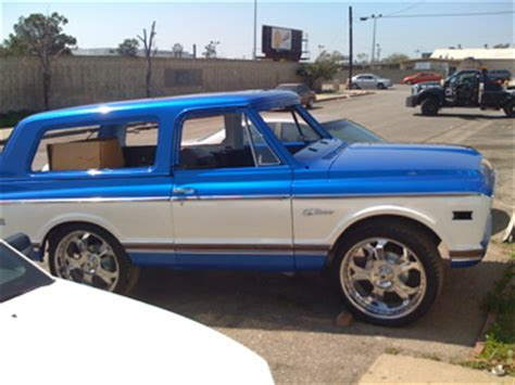 1968 to 1972 chevrolet blazers for sale used on oodle