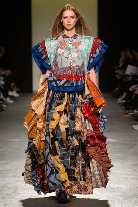 Patchwork Fashion Designers - westminster summer 2015 ready to wear