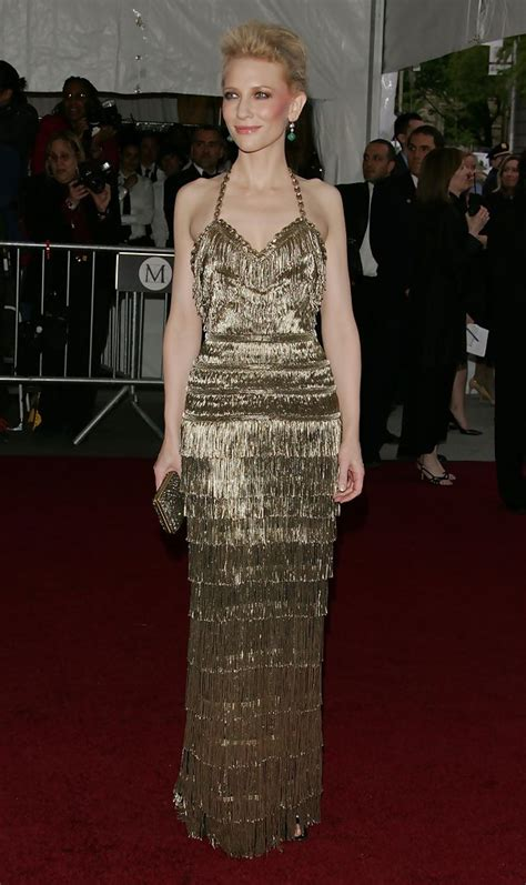 Costume Institute Gala 2007 Poiret King Of Fashion by Cate Blanchett Photos Photos Met Costume Institute
