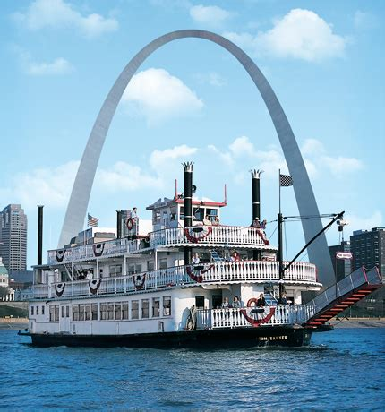 riverboat cruise up mississippi river riverboat cruises on the mississippi st louis mo